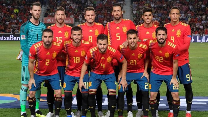 Timnas Spanyol Umumkan Skuat Kualifikasi Euro 2020 ...