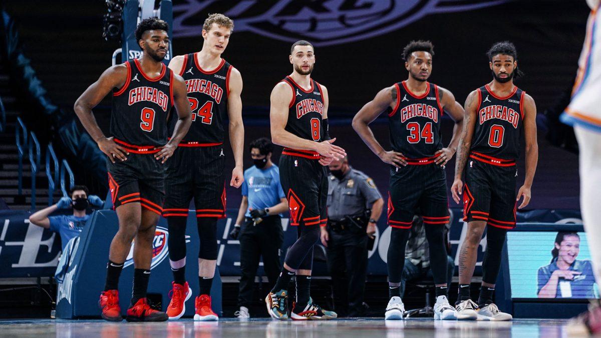 Bulls kembali kalah melawan Portland